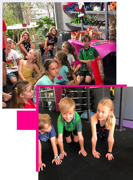 kids birthday parties image